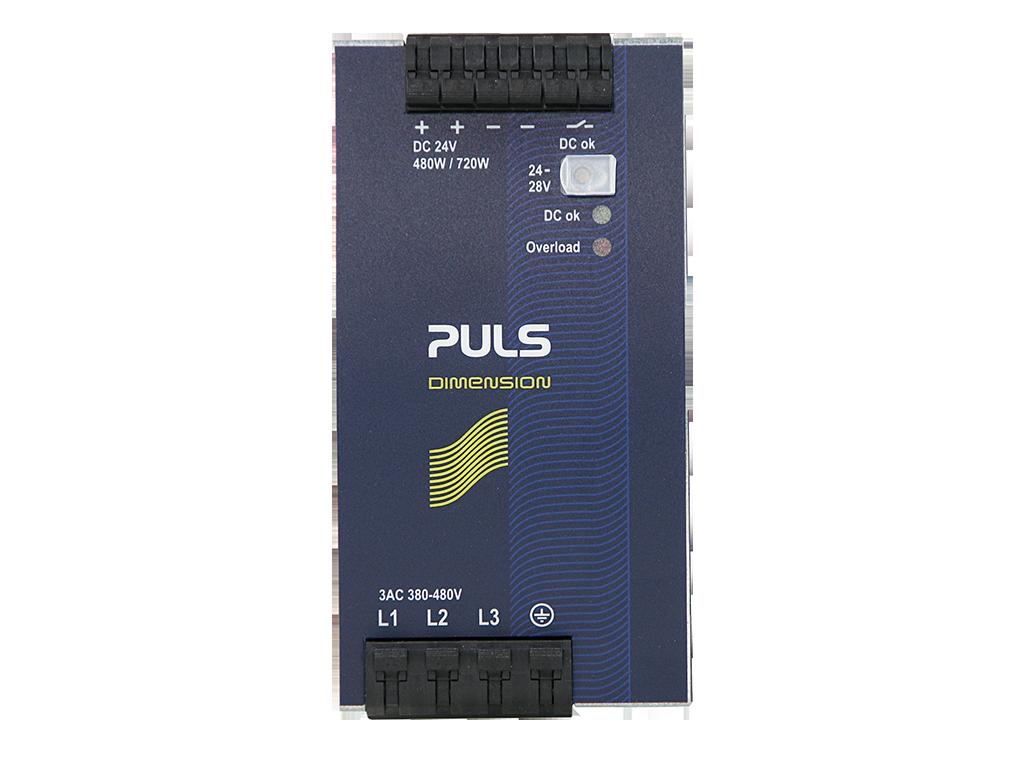 PULS DIMENSION QT20.241 POWER SUPPLY 24VDC  480W