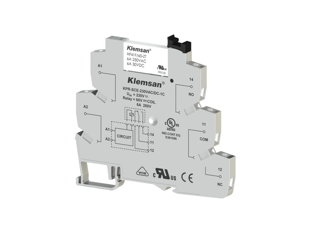 Klemsan Relay Electrical Pdf 1 C 0 Plc