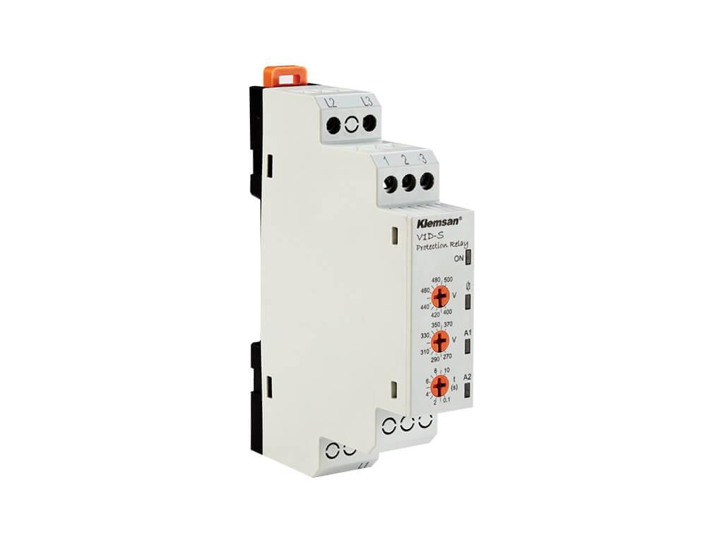 Klemsan Relay Electrical Pdf Voltage Monitoring