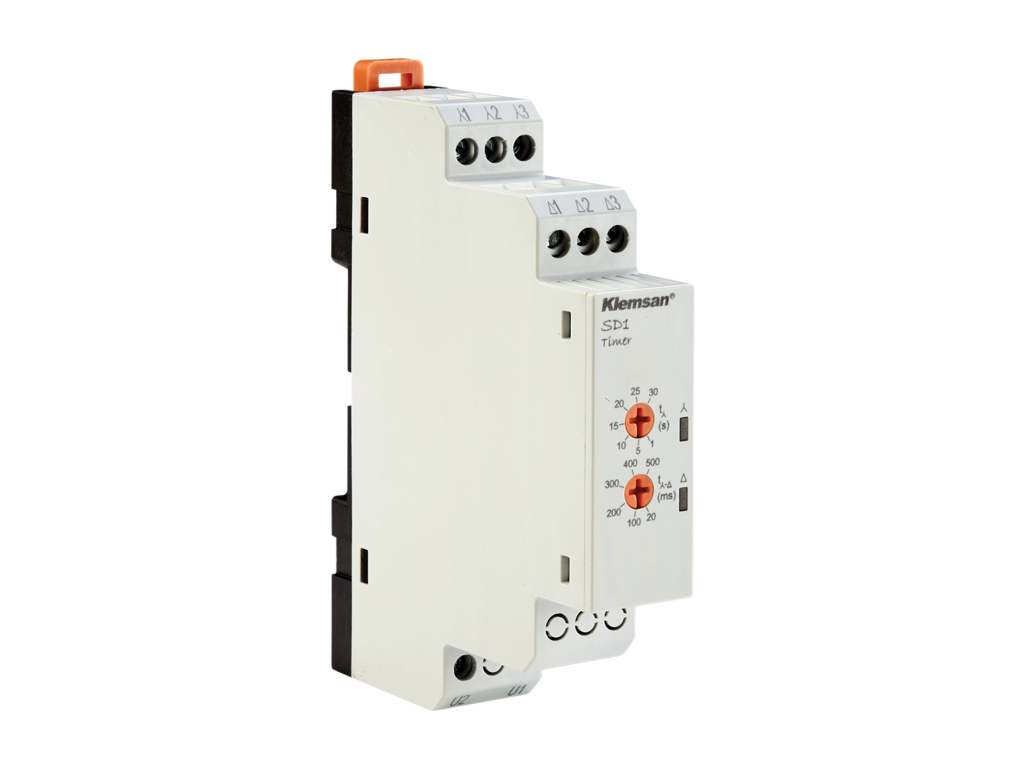Klemsan Circuit Breaker Timer Interface Units Star Delta