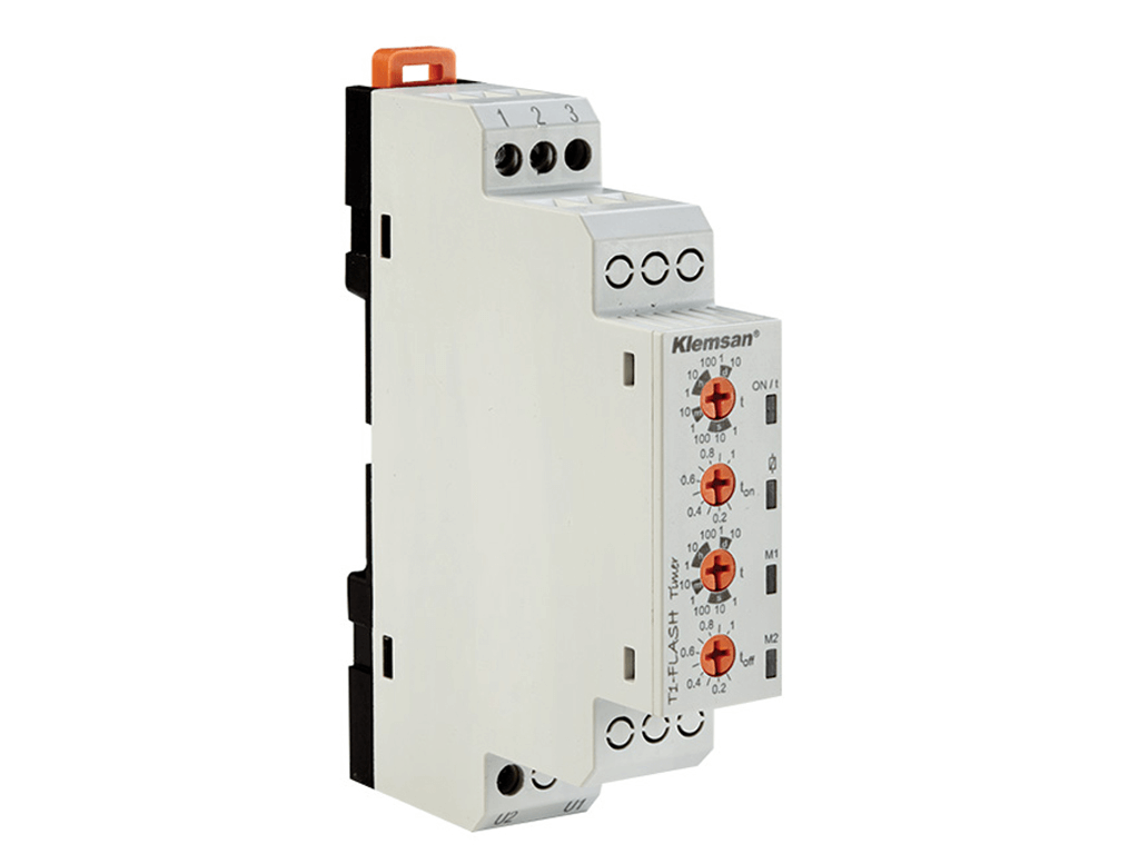 Protection And Control Relays 3 Terminal Flasher Relay Off Timer